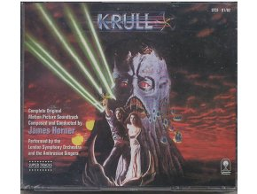 Planeta Krull (soundtrack - CD) Krull