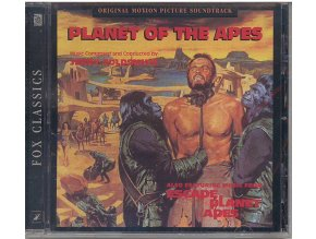 Planeta opic (soundtrack - CD) Planet of the Apes