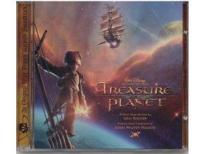 Planeta pokladů (soundtrack - CD) Treasure Planet