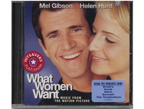 Po čem ženy touží (soundtrack - CD) What Women Want