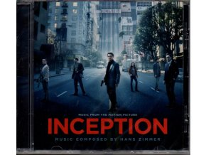 inception soundtrack cd hans zimmer