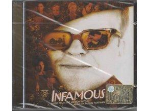 Pochybná sláva (soundtrack - CD) Infamous