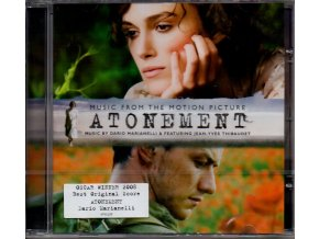 atonement soundtrack cd dario marianelli