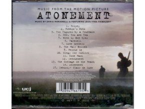Pokání (soundtrack) Atonement