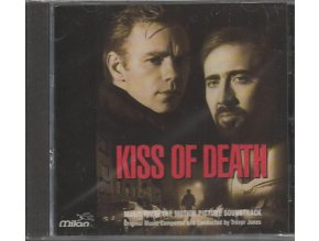 Polibek smrti (soundtrack - CD) Kiss of Death