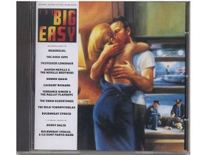Policie z New Orleans (soundtrack - CD) The Big Easy