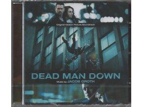 Pomsta mrtvého muže (soundtrack - CD) Dead Man Down