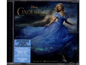 Popelka (soundtrack - CD) Cinderella