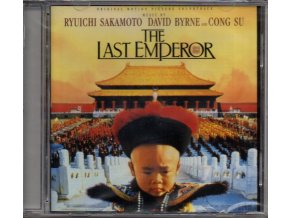 the last emperor soundtrack cd