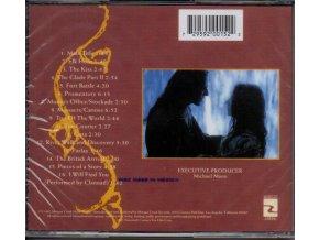 Poslední Mohykán (soundtrack - CD) The Last of the Mohicans