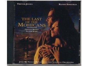 Poslední Mohykán (soundtrack) The Last of the Mohicans