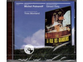 la folie des grandeurs soundtrack cd michel polnareff