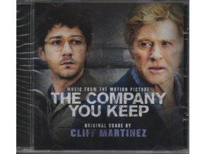 Pravidla mlčení (score - CD) The Company You Keep