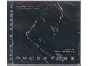 Predátoři (soundtrack) Predators