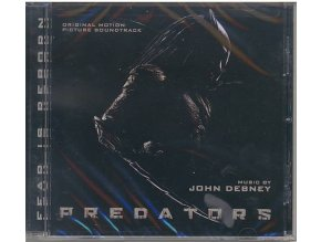 Predátoři (soundtrack - CD) Predators