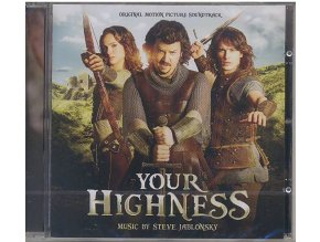Princ a Pruďas (soundtrack - CD) Your Highness