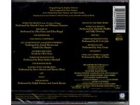 Princ Egyptský (soundtrack - CD) The Prince of Egypt