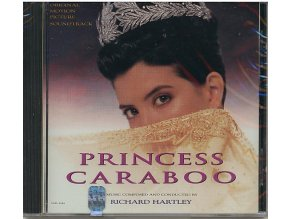 Princezna Caraboo (soundtrack - CD) Princess Caraboo