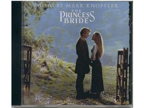 Princezna nevěsta (soundtrack - CD) The Princess Bride