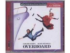 Přes palubu (soundtrack - CD) Overboard