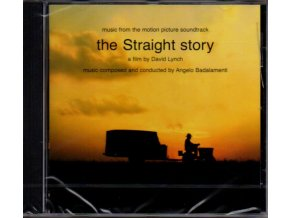 Příběh Alvina Straighta (soundtrack - CD) The Straight Story