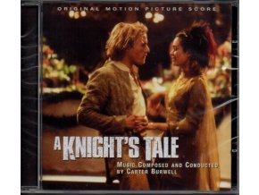 a knights tale score cd carter burwell