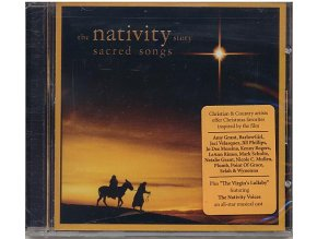 Příběh zrození (soundtrack - CD) The Nativity Story: Sacred Songs