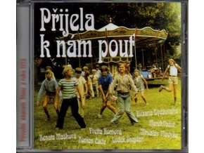 Přijela k nám pouť (soundtrack - CD)