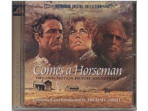Přijíždí jezdec (soundtrack - CD) Comes a Horseman