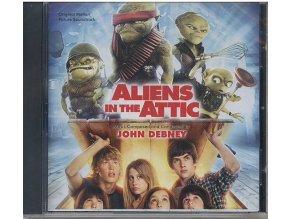 Příšerky z podkroví (soundtrack) Aliens in the Attic