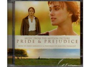 Pýcha a předsudek (soundtrack) Pride & Prejudice