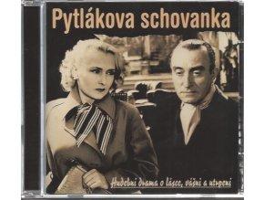 Pytlákova schovanka (soundtrack - CD)