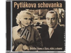 Pytlákova schovanka (soundtrack - CD)