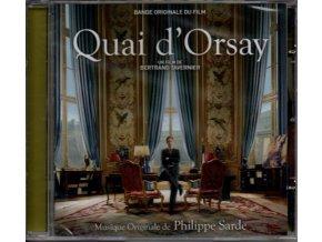 Quai d Orsay (soundtrack - CD)