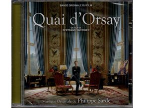 Quai d Orsay (soundtrack - CD)
