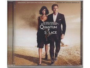 Quantum of Solace (soundtrack - CD)