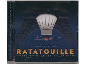 Ratatouille (soundtrack - CD)