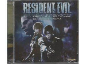 Resident Evil: The Darkside Chronicles (soundtrack - CD)
