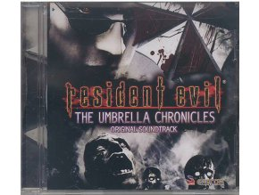 Resident Evil: The Umbrella Chronicles (soundtrack - CD)
