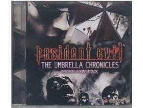 Resident Evil: The Umbrella Chronicles (soundtrack - CD)