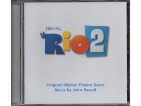 Rio 2 (score - CD)