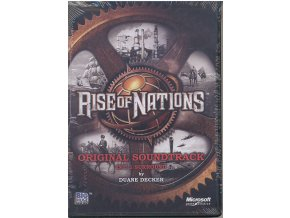 Rise of Nations (soundtrack - CD)