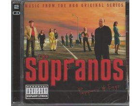 Rodina Sopránů (soundtrack - CD) The Sopranos