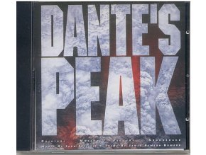 Rozpoutané peklo (soundtrack - CD) Dantes Peak