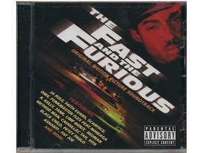 Rychle a zběsile (soundtrack - CD) The Fast and the Furious