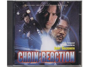 Řetězová reakce (soundtrack - CD) Chain Reaction