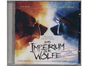 Říše vlků (soundtrack - CD) Das Imperium Der Wölfe - L´Empire des loups