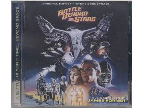 Sador, vládce vesmíru (soundtrack - CD) Battle Beyond the Stars