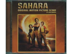 Sahara (score - CD)