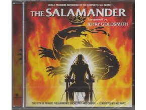 Salamandr (score - CD) The Salamander